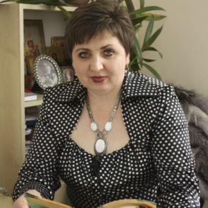Елена (Галина) Максимовна Сухачева